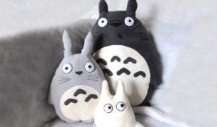 Podushechki Totoro